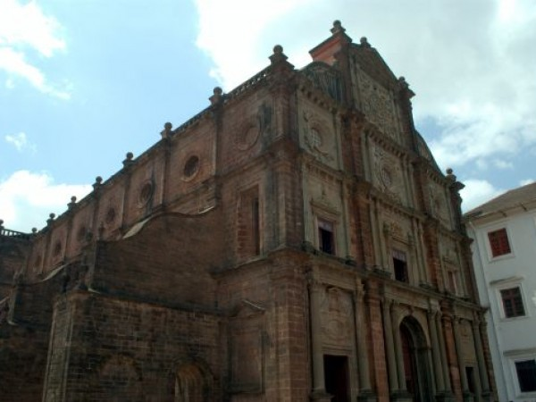 Goa photos, Old Goa - Basilica of Bom Jesus