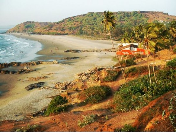 Goa photos, Vagator Beach