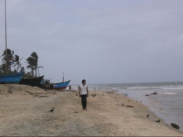 Goa photos, Margoa - Beach
