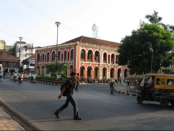 Goa photos, Margoa - Parliament