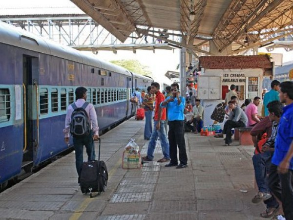 Goa photos, Margoa - Railway Station