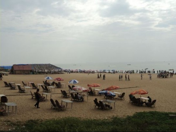 Goa photos, Calangute Beach - Simply Goa...