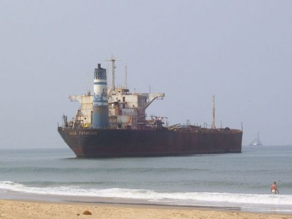 Goa photos, Candolim Beach - Sea Princess