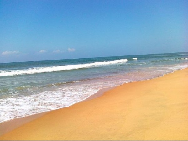 Goa photos, Candolim Beach - Tranquility at Candolim Beach