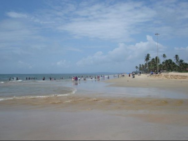 Goa photos, Colva Beach - A Touristy Colva