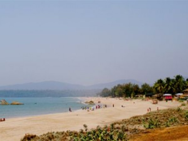 Goa photos, Utorda Beach - Picturesque View