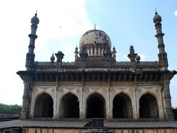 Bijapur photos, Ibrahim Rauza