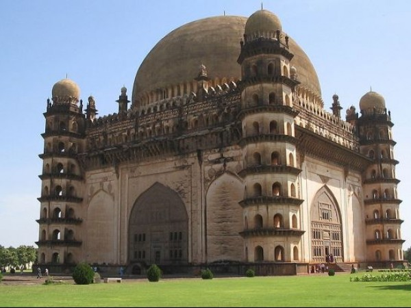 Bijapur photos, Gol Gumbaz
