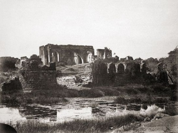 Bijapur photos, Gagan Mahal
