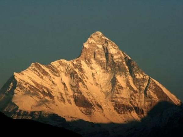 Almora photos, Nanda Devi Temple - Spectacular View