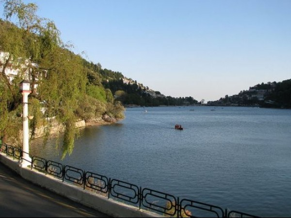 Nainital photos, Naini Lake - Serene