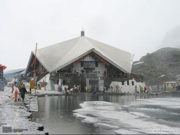 Hemkunt photos, Gurudwara Hemkund Sahib - Gurudwara