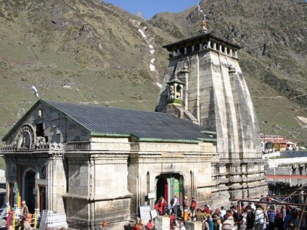 Kedarnath photos, Kedarnath Temple - Temple