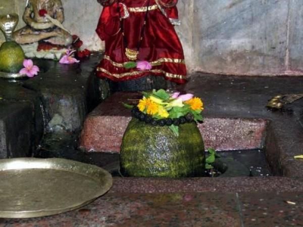 Rudraprayag photos, Rudraprayag Temple - Shivaling