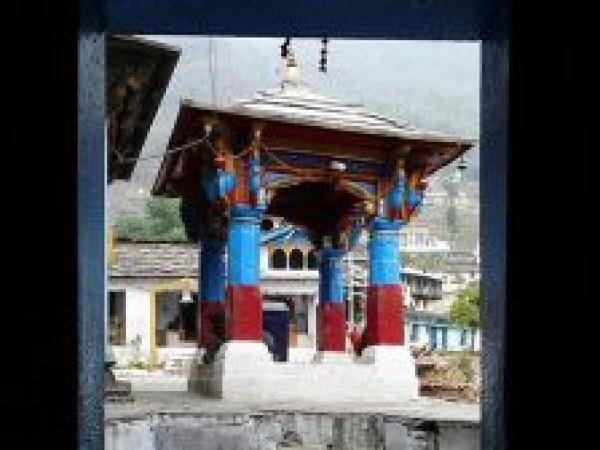 Rudraprayag photos, Ukhimath - A view