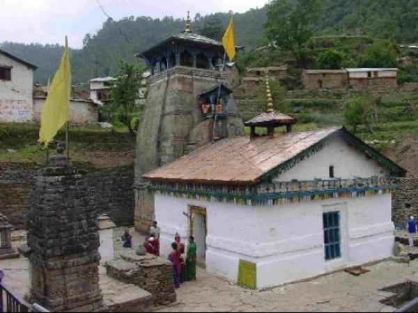 Rudraprayag photos, Triyuginarayan - Temple