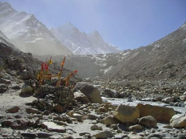 Gomukh photos, Gangotri Glacier - Glacier