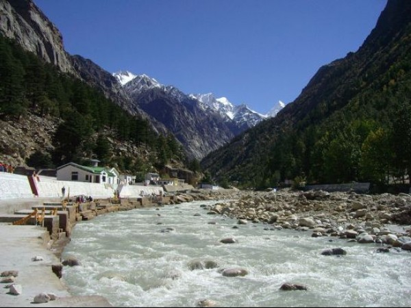 Gomukh photos, Bhagirathi River - River