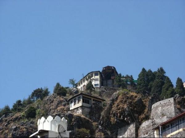 Mussoorie photos, Gun Hill - A View
