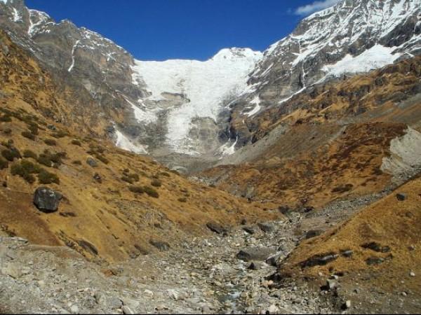 Kumaon photos, Kafni Glacier - Resplandent Image