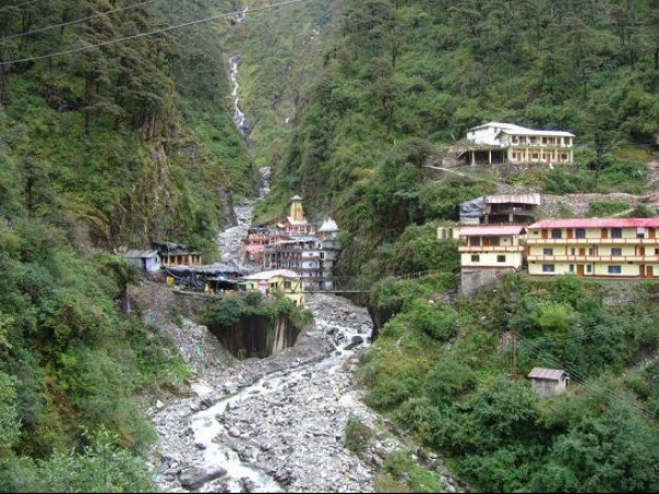 Yamunotri photos, Yamunotri Temple - Temple and Ashram