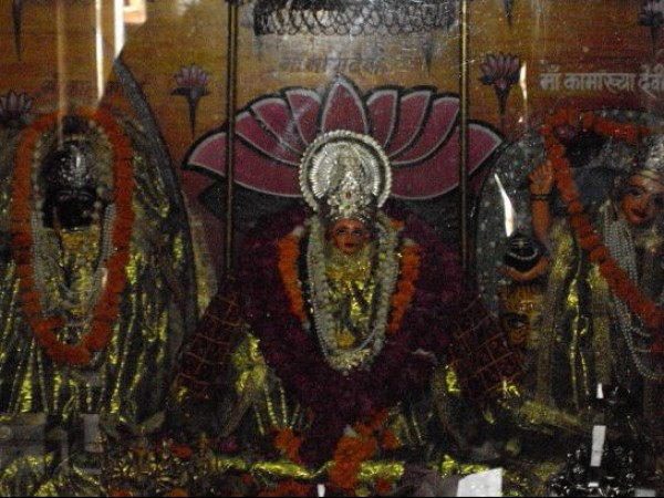 Haridwar photos, Maya Devi Temple - The inner shrine
