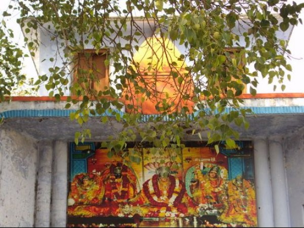 Haridwar photos, Maya Devi Temple - The murtis