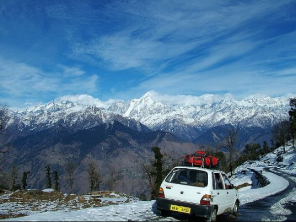 Pithoragarh photos, Munshyari - The Roadway