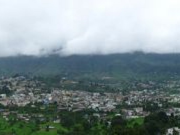 Pithoragarh photos, Pitorgarh - A Beautiful Morning View