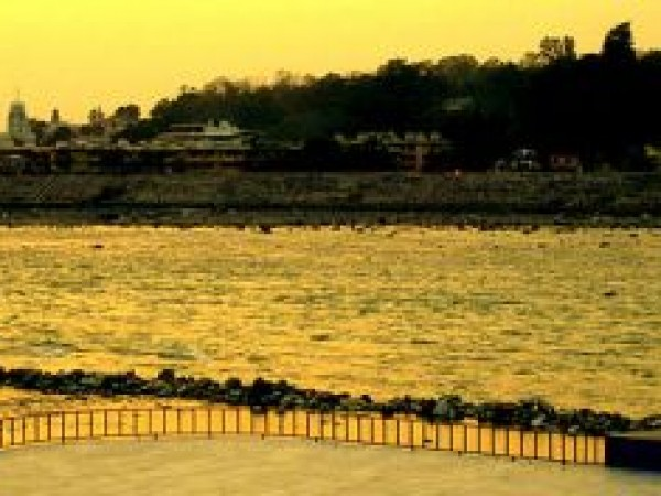 Rishikesh photos, Parmarth Niketan - An alluring view
