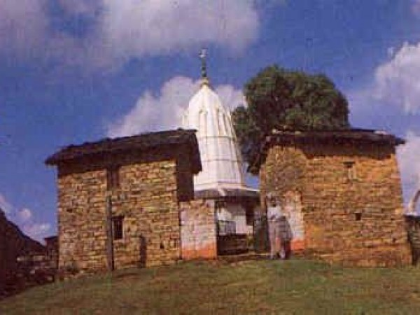 Pithoragarh photos, Mostamanu Temple - A Scenic View