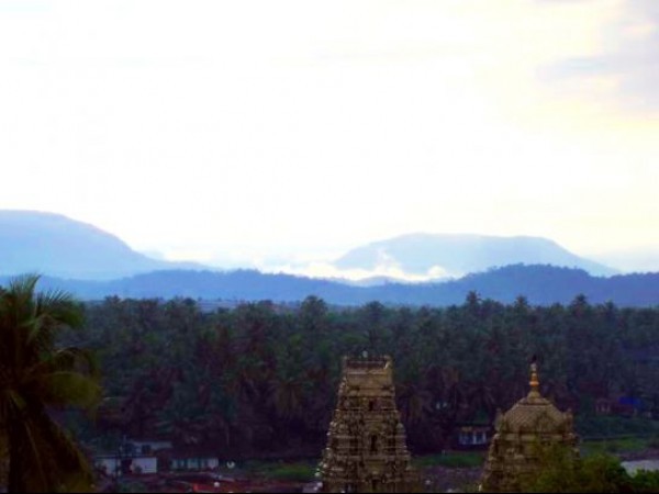 Mangalore photos, Western Ghats - Beauty at Dawn