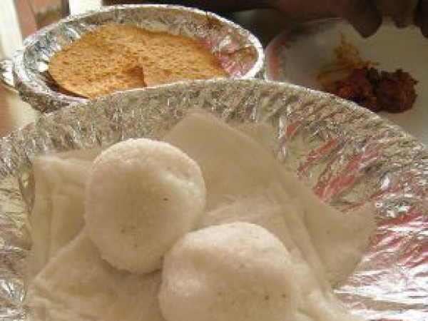 Mangalore photos, Neer Dosa