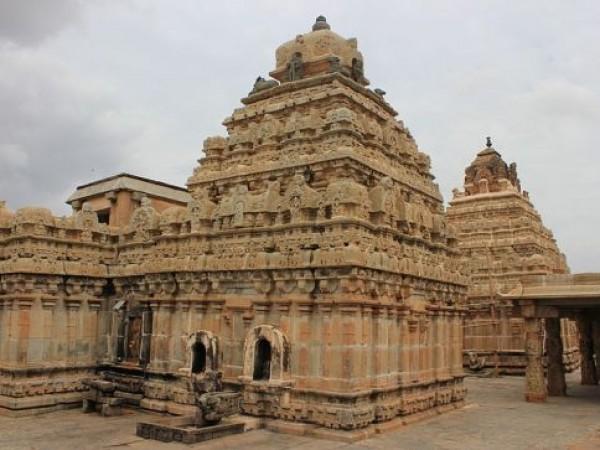 Chikballapur photos, Bhoga Nandeeshwara Temple