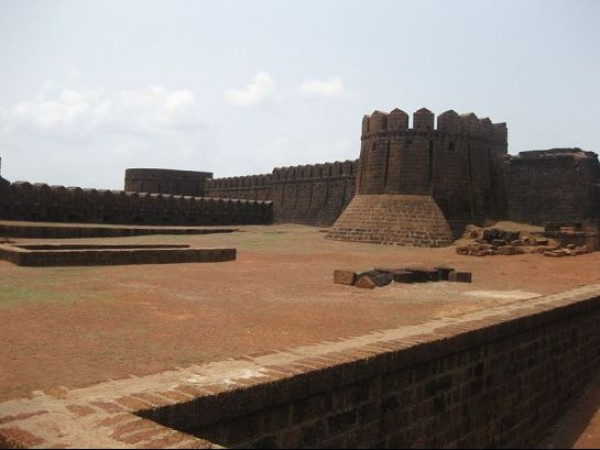 Kumta photos, Mirjan Fort - From A Distance