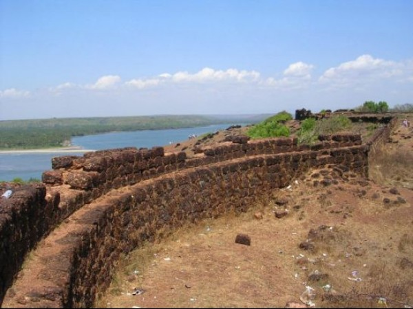 Goa photos, Fort Chapora - Important Tourist Destination
