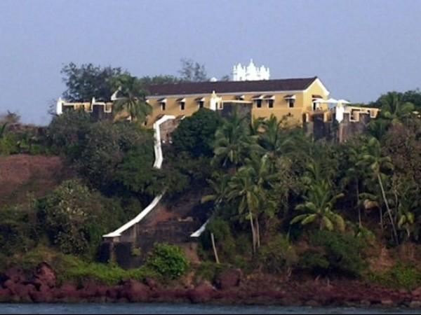 Goa photos, Tiracol Fort - Fort