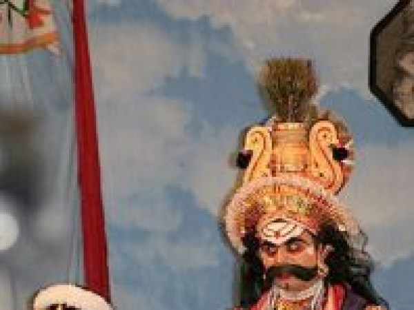 Mangalore photos, Yakshagana