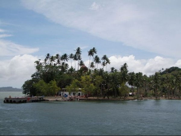 Andaman and Nicobar photos, Viper Island - A View