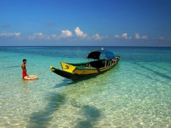 Andaman and Nicobar photos, Havelock Island - Blue Green