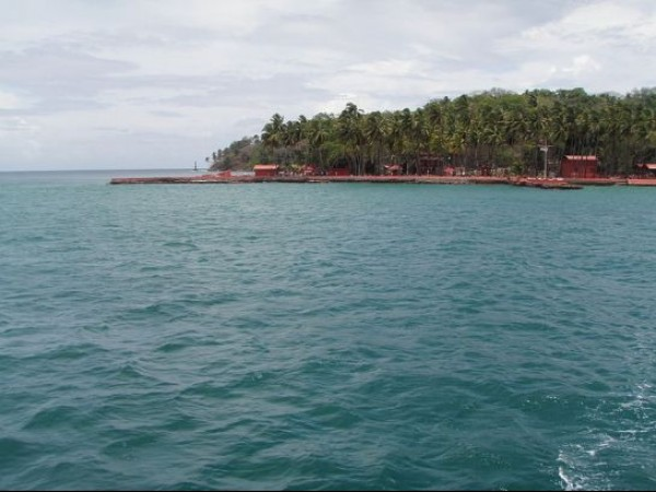 Andaman and Nicobar photos, Ross Island - Tourist Hotspot