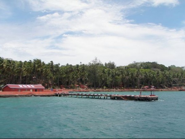 Andaman and Nicobar photos, Ross Island
