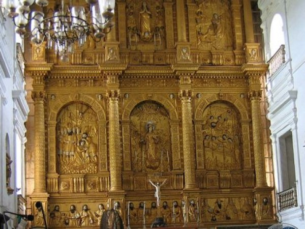 Goa photos, St. Francis of Assisi Church and Convent - Beautiful Image
