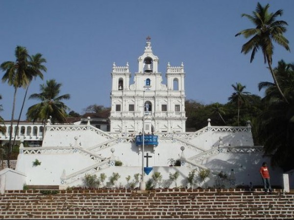 Goa photos, Our Lady of Immaculate Conception - Church