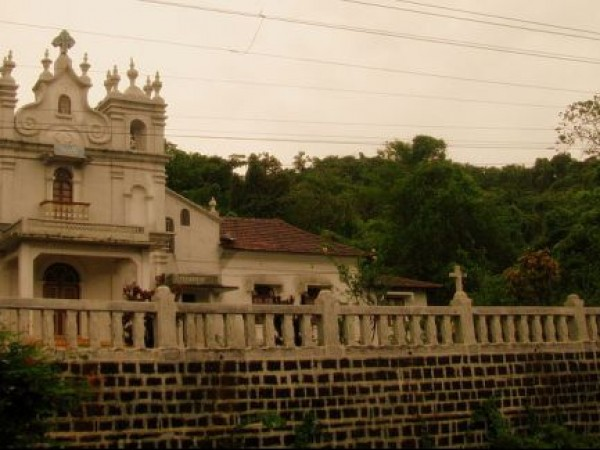 Goa photos, Mae De Deus Church - Beautiful Church