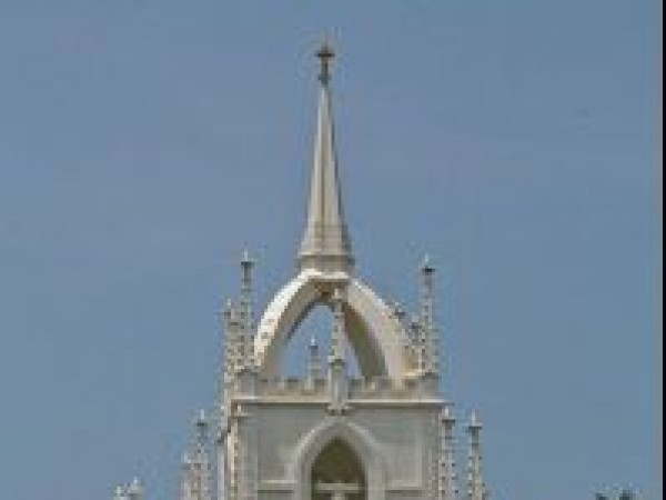 Goa photos, Mae De Deus Church - Scenic Picture