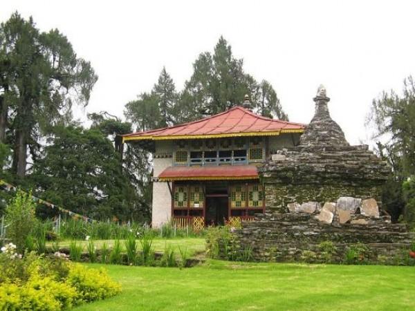 Yuksom photos, Dubdi Monastery - Scenic
