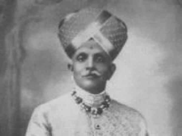 Mysore photos, Nalvadi Krishnaraja Wodeyar (1881-1940)