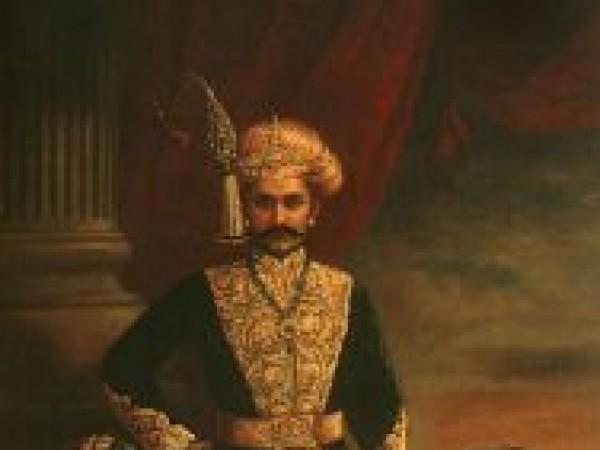 Mysore photos, Sri Chamarajendra Wadiyar X