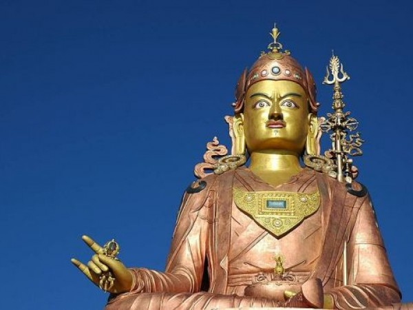 Namchi photos, Guru Rimpoche